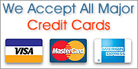 Las Galeras Divers Credit Cards accepted